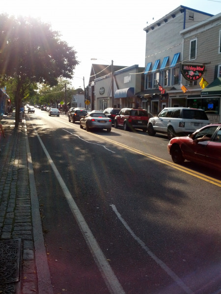 Greenport Main Street