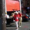 Müller Milch in der South Street
