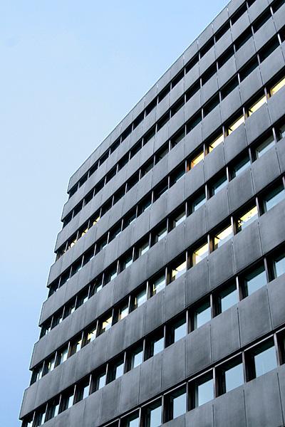 Tesion Gebäude in Stuttgart