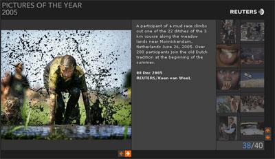 Reuters Bilder des Jahres