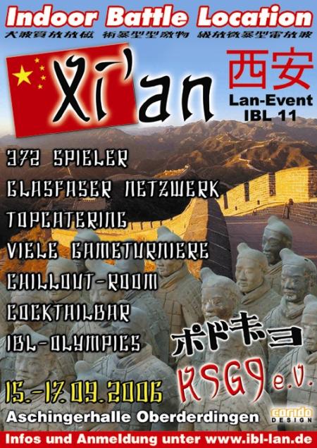 IBL LAN 11