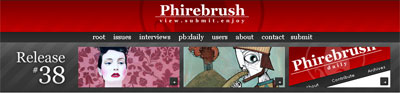 Phirebrush - view.submit.enjoy