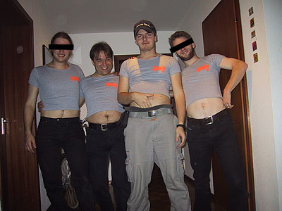 DRAC - Girlyshirts