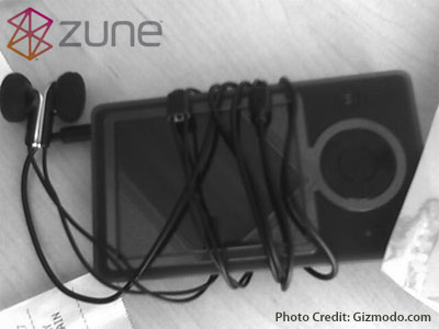 Zune Apple iPod Killer