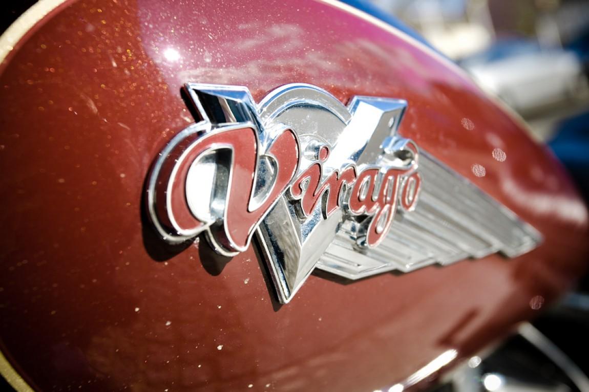 Virago Motorrad Logo