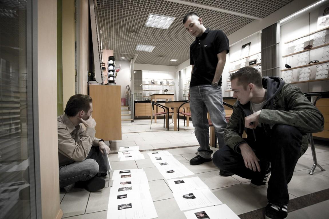 Optiker Schütz – Shooting Auswahl