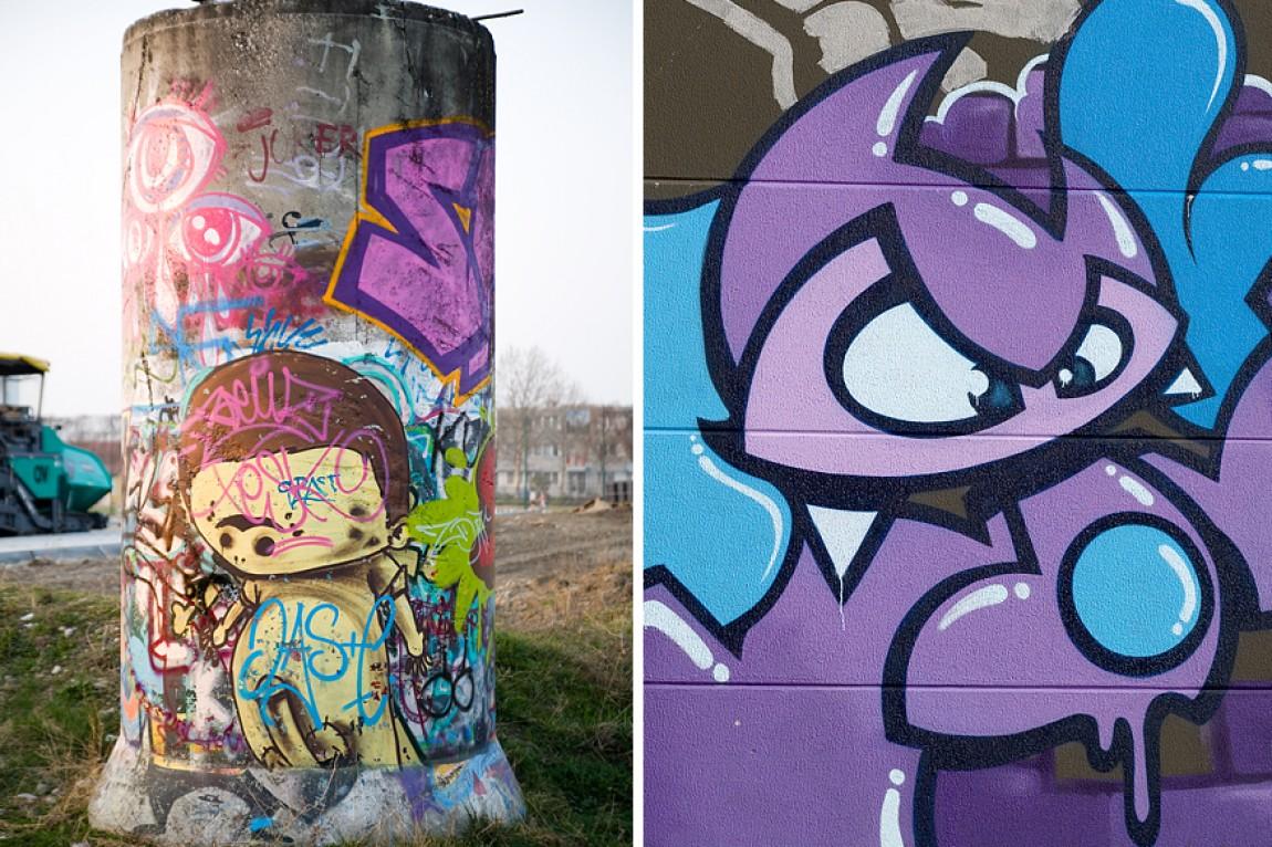 Graffiti Outlet Weil am Rhein