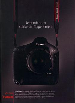 Canon EOS 1D MarkIII