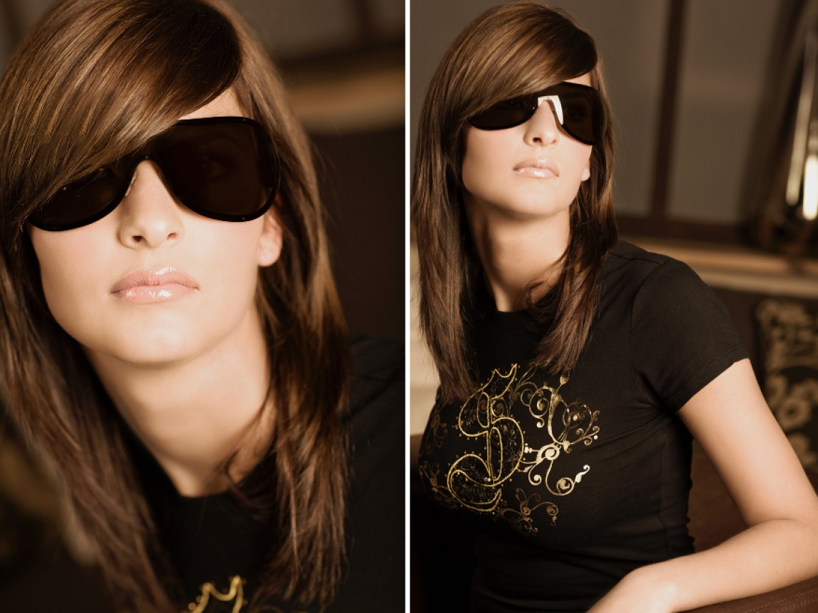 Sunglass Dressed Face 2007 – Stephanie Otto