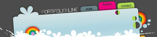 Valentina Olini Web Designer - Portfolio online