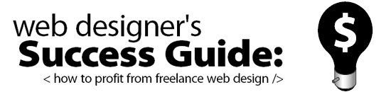 Webdesigners Sucess Guide