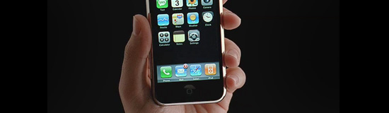 Apple IPhone Werbung