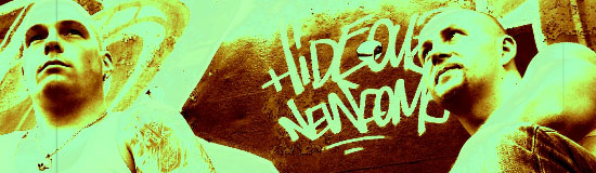 Hideouz Newcome - Deadly as a Dragon Kiss Snipped