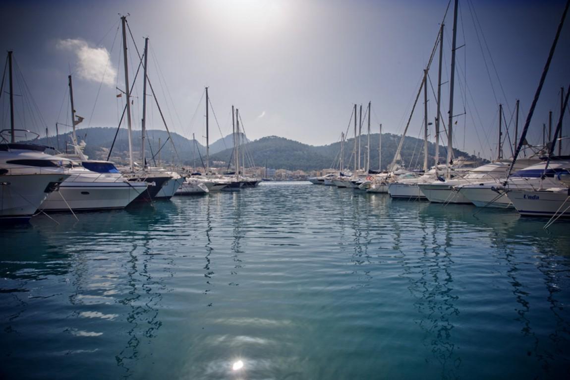 Liegeplätze – Mallorca / Andratx / Spanien
