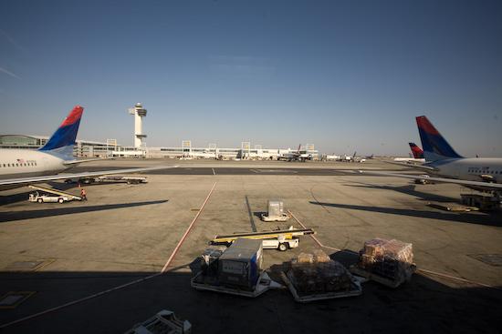 NYC J.F.K Flughafen