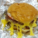 Five Guys Burger - Beacon Cheese Burger