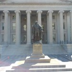 United States Treasury Building - Albert Gallatin
