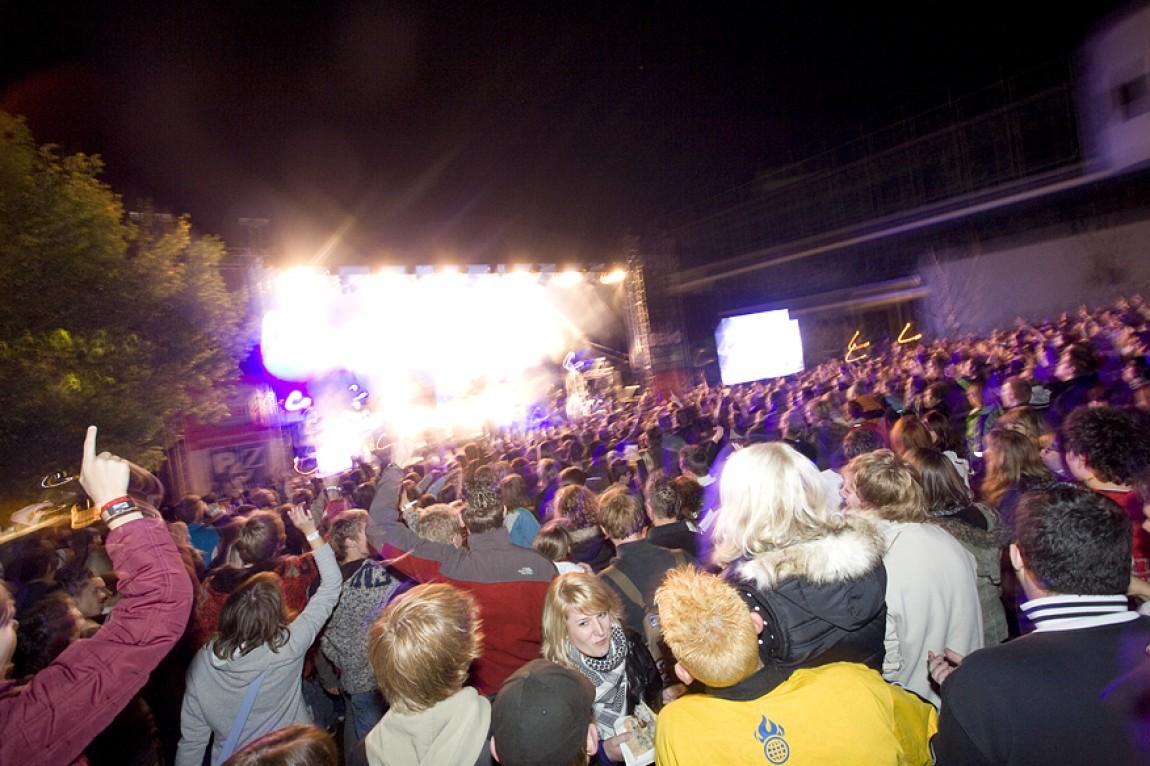 Campus Festival Pforzheim 2007