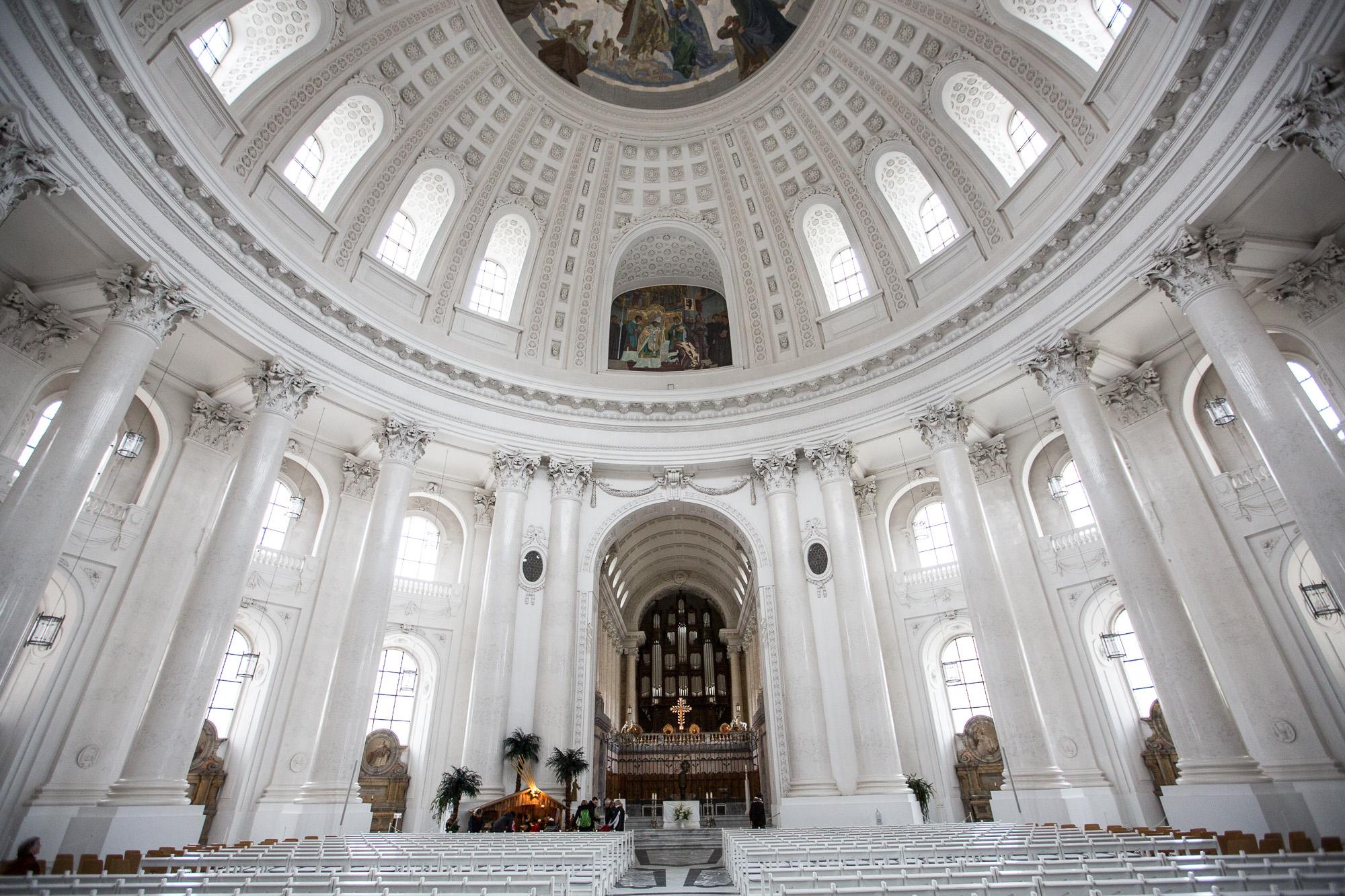 Abteikirche des Klosters St. Blasien