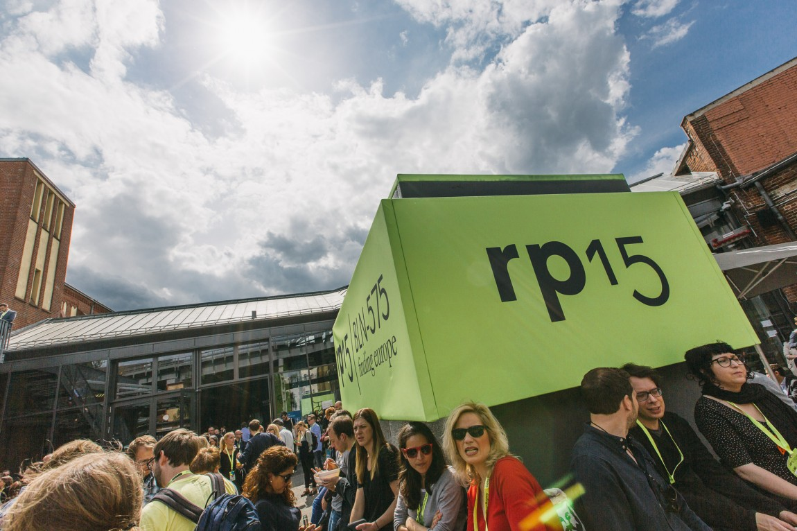 Meine Bilder der re:publica 2015 in Berlin #rp15