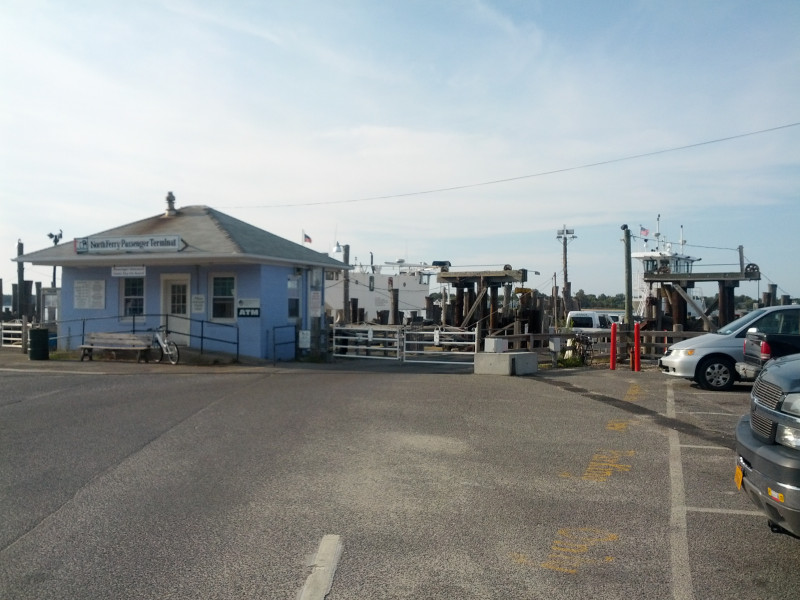 North Ferry - North Haven Terminal