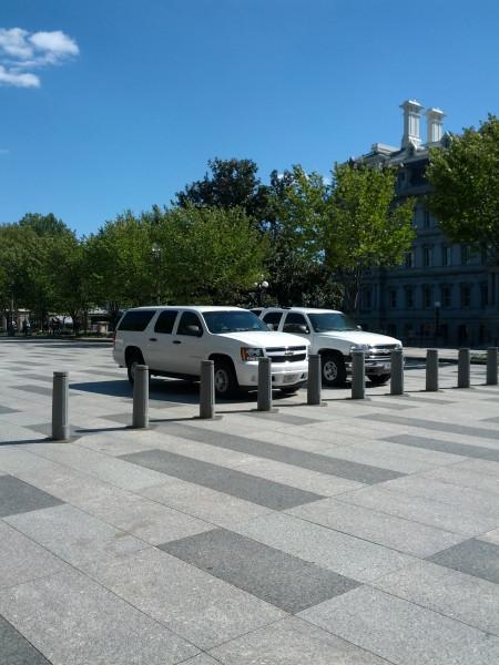 Platz vor dem Weißen Haus