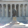 United States Treasury Building - Albert Gallatin