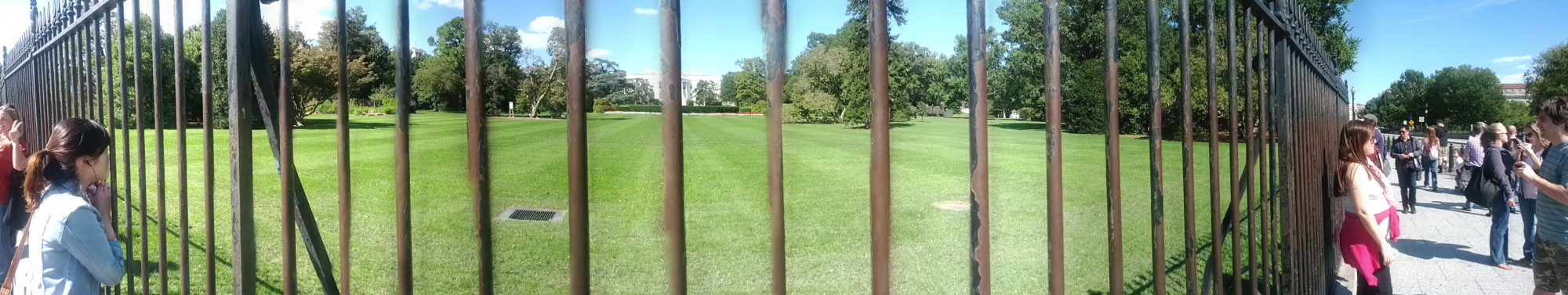 White House Panorama