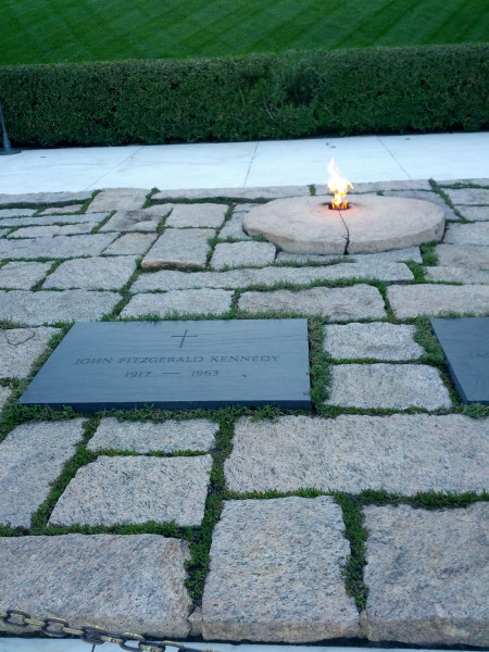 Grab von John F. Kennedy