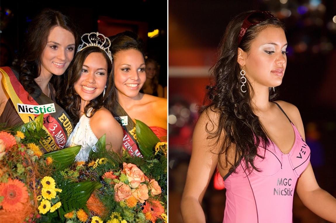 Miss Baden Württemberg – 1,2 und 3 platz