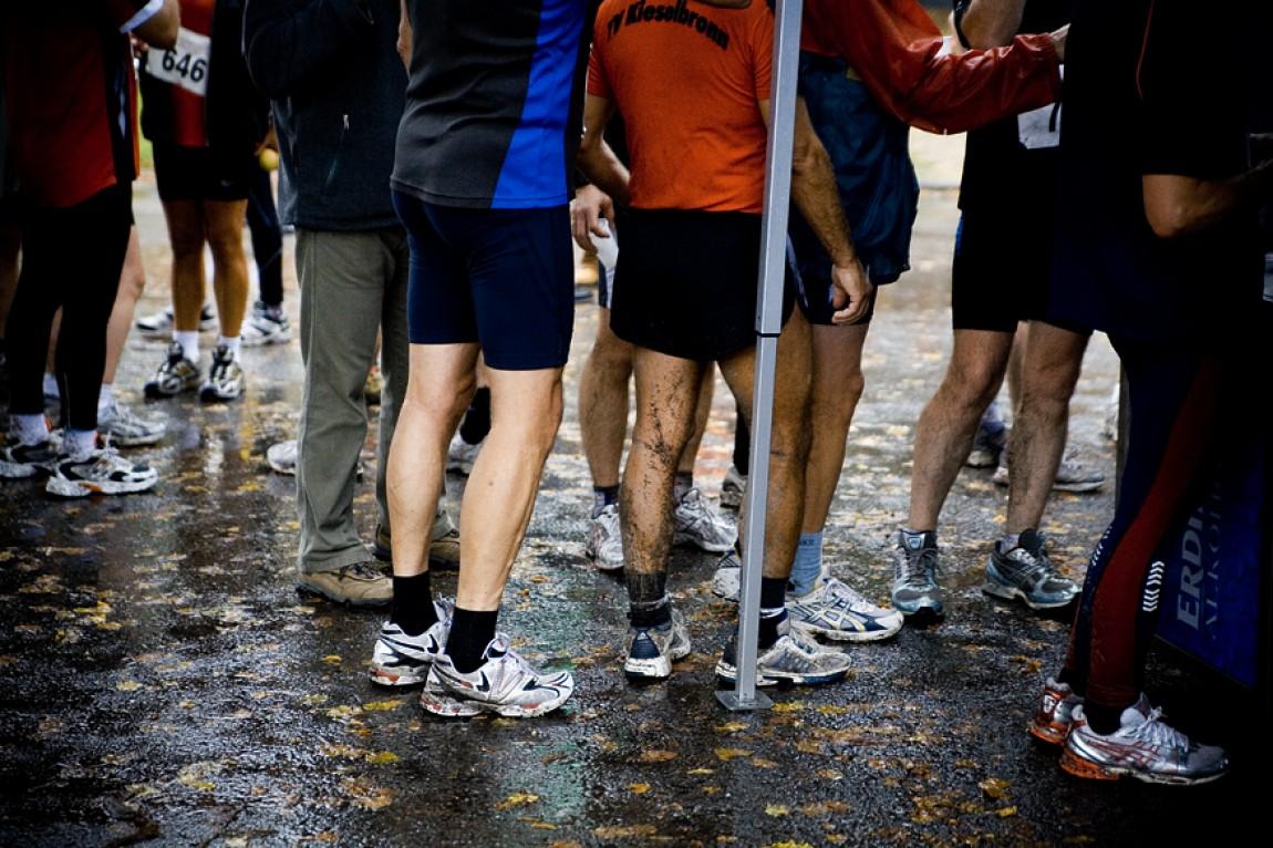 Demletzt auf einem Marathon-Lauf in Wiernsheim