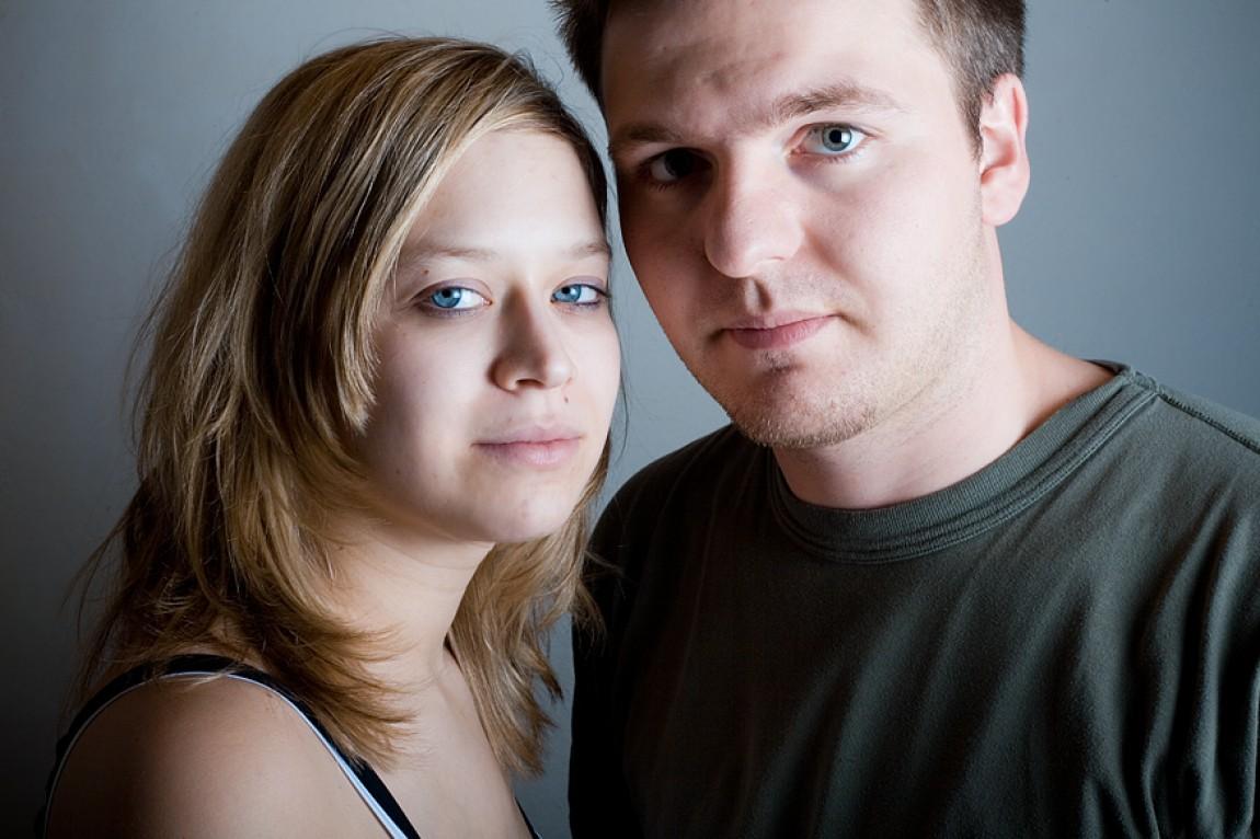 Danielle und Steffen