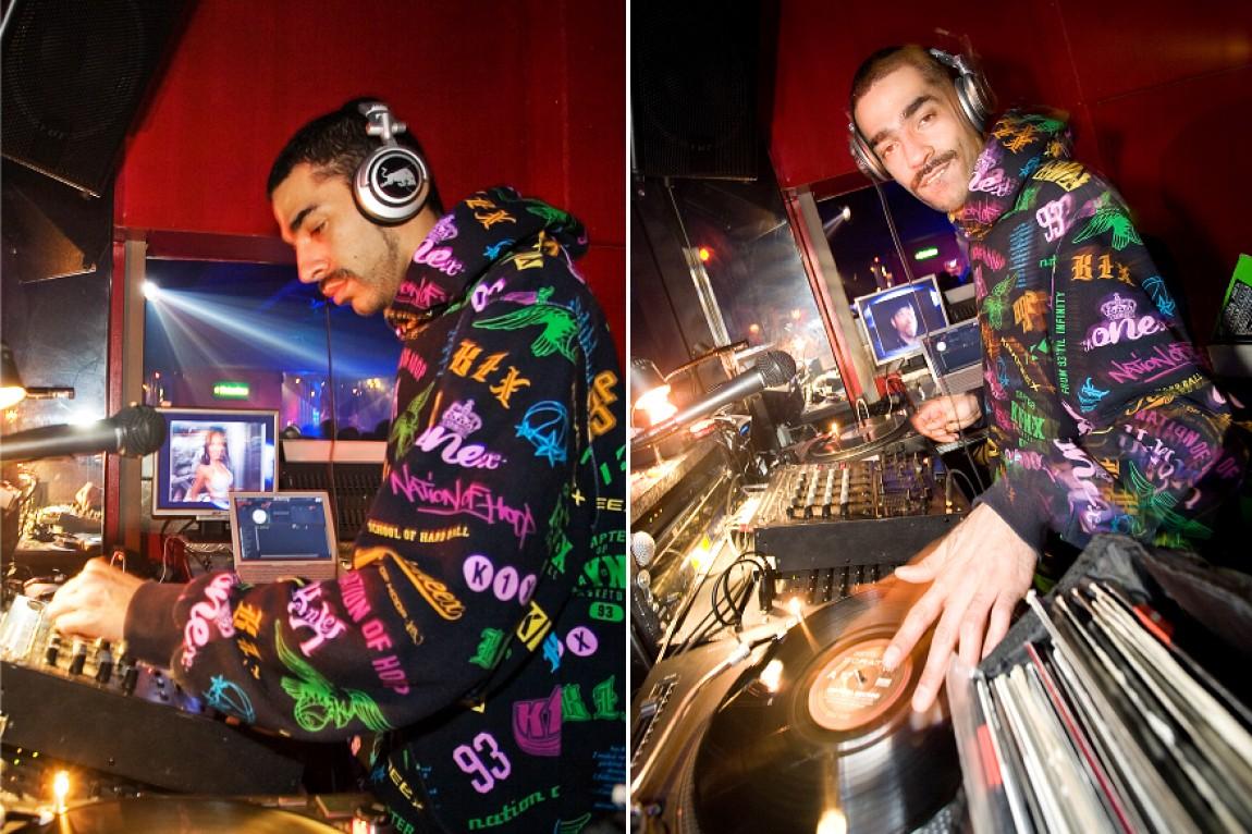 Harris aka DJ BIN ICH NICH
