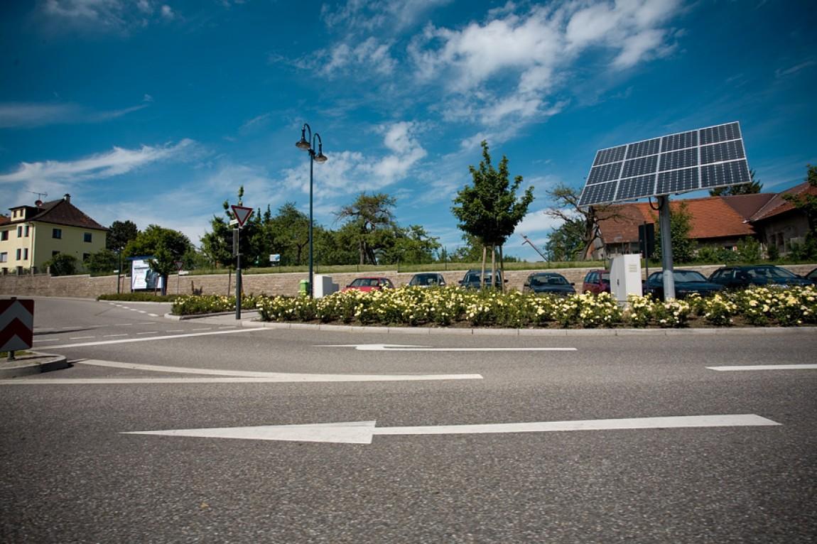 Mühlacker: Die neue Solaranlage