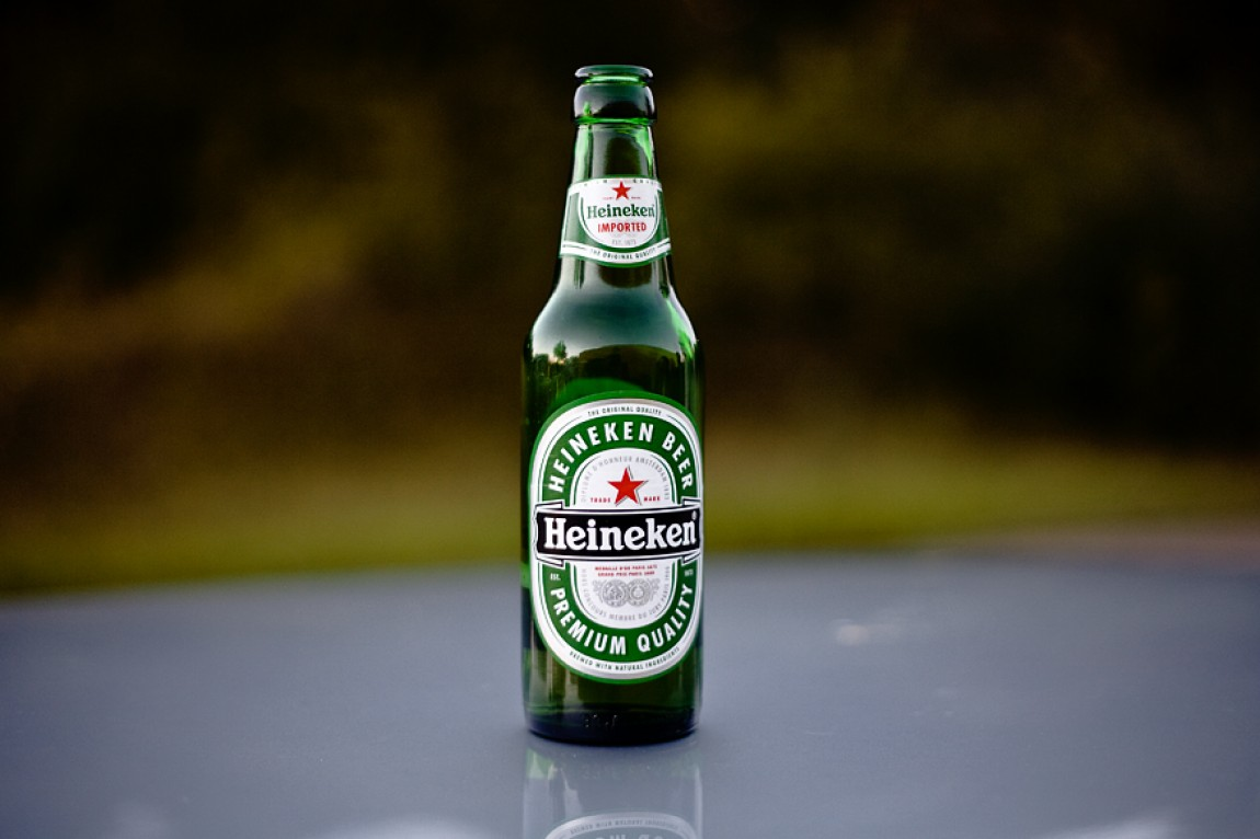 Heineken – Premium Quality