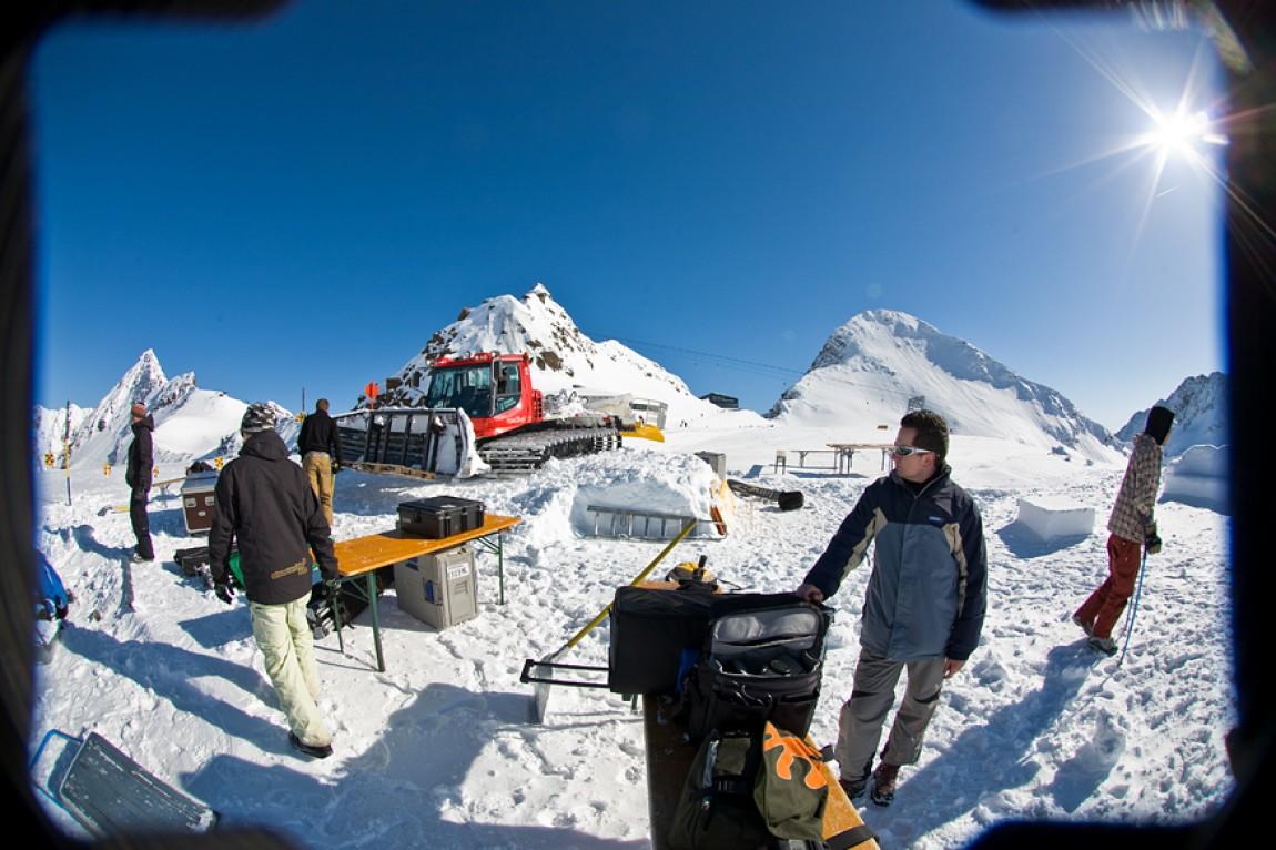 Schneesüchtig 3.0 – Behind the Scenes – Top of Tirol