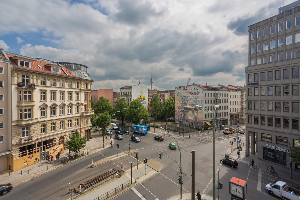 Berlin Chausseestraße / Ecke Torstraße