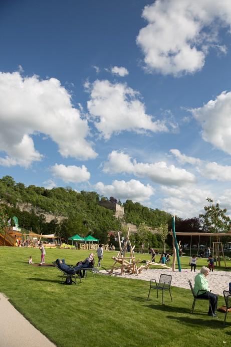 Mühlacker Gartenschau Enzgärten